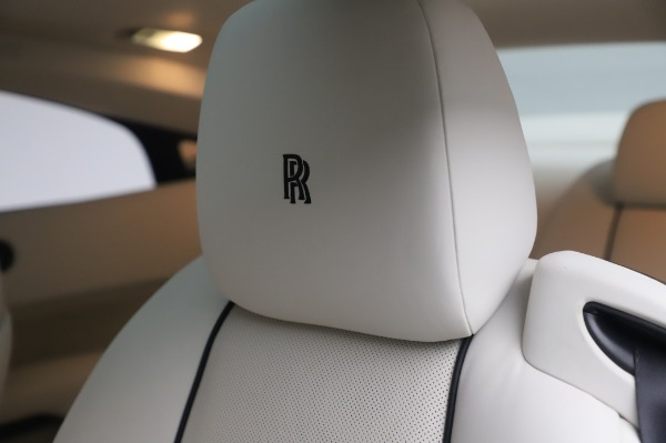 Used 2014 Rolls-Royce Wraith Base for sale $168,900 at Maserati of Greenwich in Greenwich CT 06830 20
