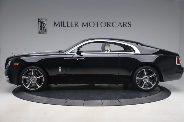 Used 2014 Rolls-Royce Wraith for sale $165,900 at Maserati of Greenwich in Greenwich CT 06830 3