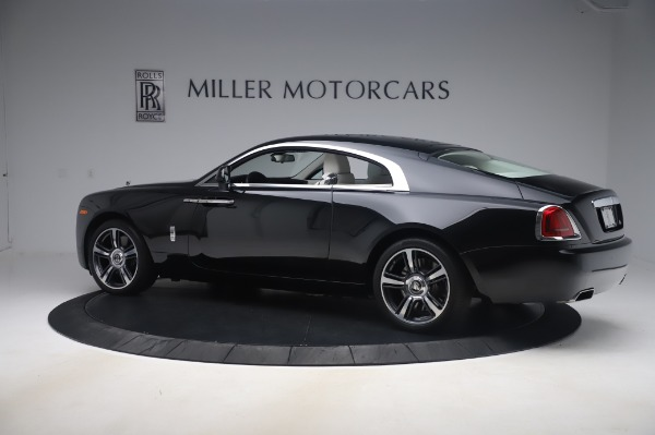 Used 2014 Rolls-Royce Wraith for sale $165,900 at Maserati of Greenwich in Greenwich CT 06830 4