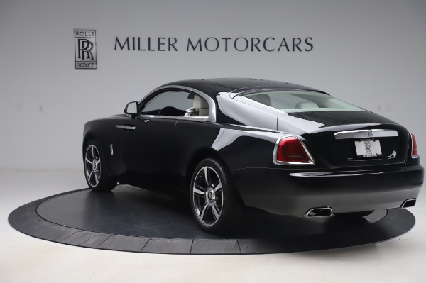 Used 2014 Rolls-Royce Wraith for sale $165,900 at Maserati of Greenwich in Greenwich CT 06830 5