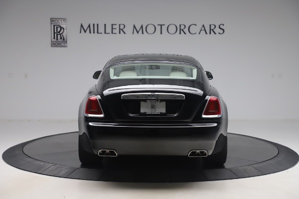 Used 2014 Rolls-Royce Wraith Base for sale $168,900 at Maserati of Greenwich in Greenwich CT 06830 6