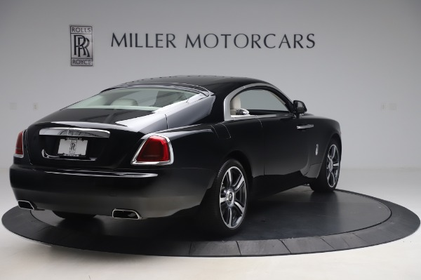 Used 2014 Rolls-Royce Wraith for sale $165,900 at Maserati of Greenwich in Greenwich CT 06830 7