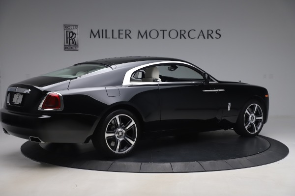 Used 2014 Rolls-Royce Wraith for sale $165,900 at Maserati of Greenwich in Greenwich CT 06830 8
