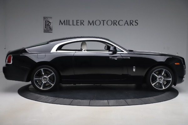 Used 2014 Rolls-Royce Wraith for sale $165,900 at Maserati of Greenwich in Greenwich CT 06830 9