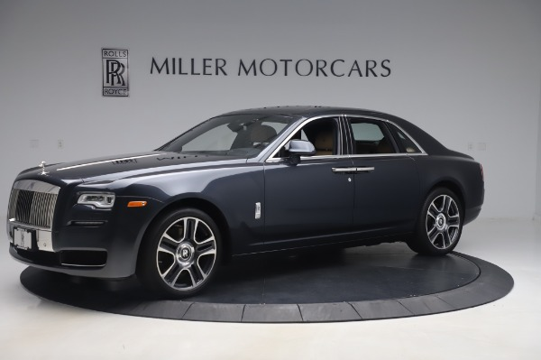 Used 2016 Rolls-Royce Ghost for sale $175,900 at Maserati of Greenwich in Greenwich CT 06830 2