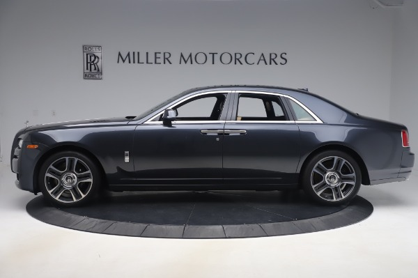Used 2016 Rolls-Royce Ghost for sale $175,900 at Maserati of Greenwich in Greenwich CT 06830 3