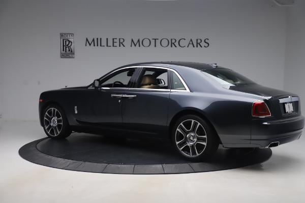 Used 2016 Rolls-Royce Ghost for sale $175,900 at Maserati of Greenwich in Greenwich CT 06830 4