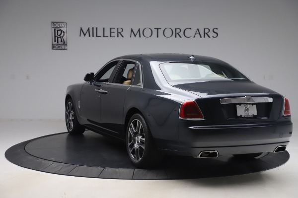 Used 2016 Rolls-Royce Ghost for sale $175,900 at Maserati of Greenwich in Greenwich CT 06830 5