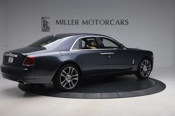 Used 2016 Rolls-Royce Ghost for sale $175,900 at Maserati of Greenwich in Greenwich CT 06830 8