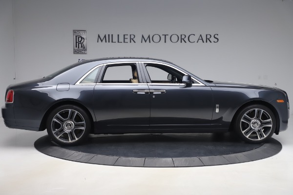 Used 2016 Rolls-Royce Ghost for sale $175,900 at Maserati of Greenwich in Greenwich CT 06830 9