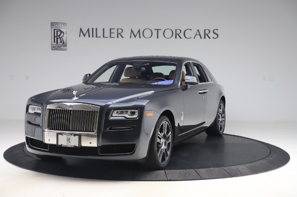 Used 2016 Rolls-Royce Ghost for sale $175,900 at Maserati of Greenwich in Greenwich CT 06830 1