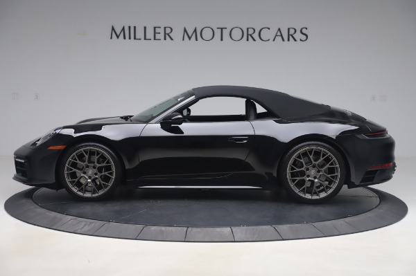 Used 2020 Porsche 911 Carrera 4S for sale Sold at Maserati of Greenwich in Greenwich CT 06830 13