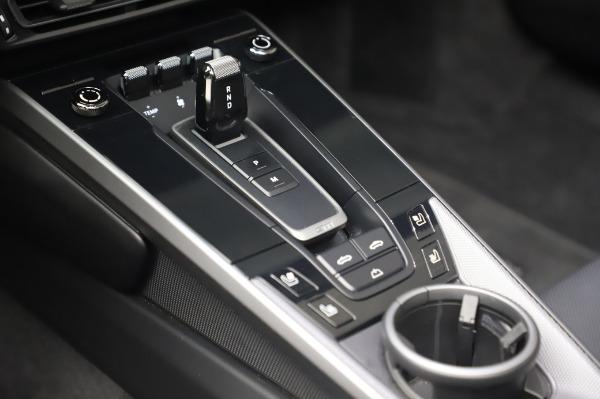 Used 2020 Porsche 911 Carrera 4S for sale Sold at Maserati of Greenwich in Greenwich CT 06830 26