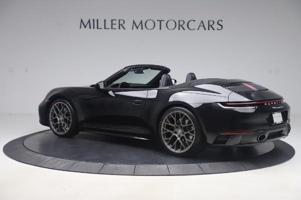 Used 2020 Porsche 911 Carrera 4S for sale Sold at Maserati of Greenwich in Greenwich CT 06830 4