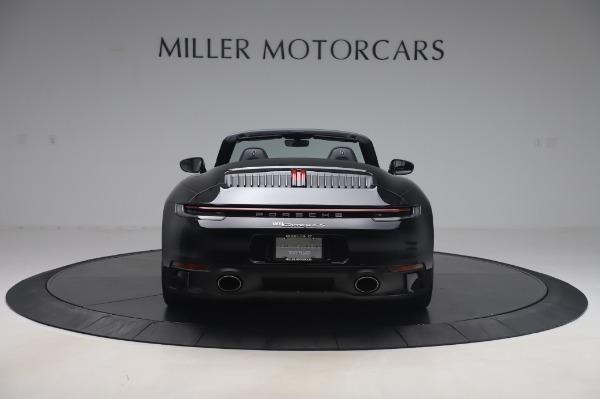 Used 2020 Porsche 911 Carrera 4S for sale Sold at Maserati of Greenwich in Greenwich CT 06830 6
