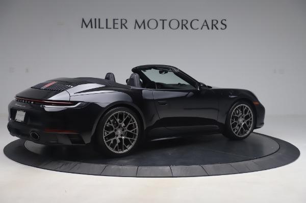 Used 2020 Porsche 911 Carrera 4S for sale Sold at Maserati of Greenwich in Greenwich CT 06830 8