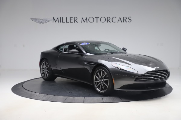 Used 2019 Aston Martin DB11 V8 Coupe for sale Sold at Maserati of Greenwich in Greenwich CT 06830 10