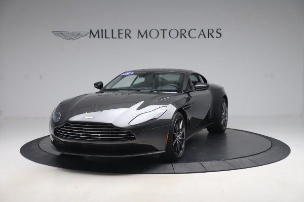 Used 2019 Aston Martin DB11 V8 Coupe for sale Sold at Maserati of Greenwich in Greenwich CT 06830 12