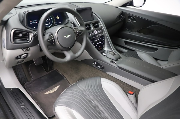 Used 2019 Aston Martin DB11 V8 Coupe for sale Sold at Maserati of Greenwich in Greenwich CT 06830 13