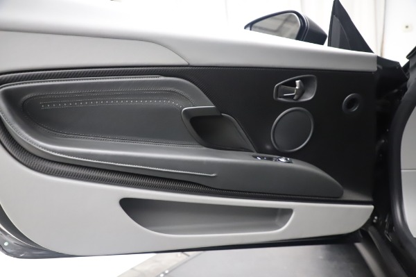 Used 2019 Aston Martin DB11 V8 Coupe for sale Sold at Maserati of Greenwich in Greenwich CT 06830 16