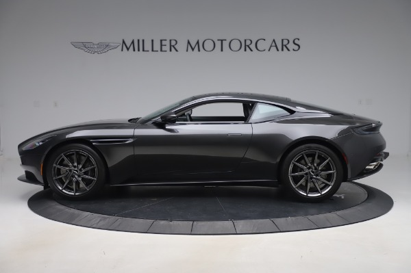 Used 2019 Aston Martin DB11 V8 Coupe for sale Sold at Maserati of Greenwich in Greenwich CT 06830 2