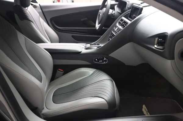 Used 2019 Aston Martin DB11 V8 Coupe for sale Sold at Maserati of Greenwich in Greenwich CT 06830 20