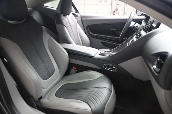 Used 2019 Aston Martin DB11 V8 Coupe for sale Sold at Maserati of Greenwich in Greenwich CT 06830 21