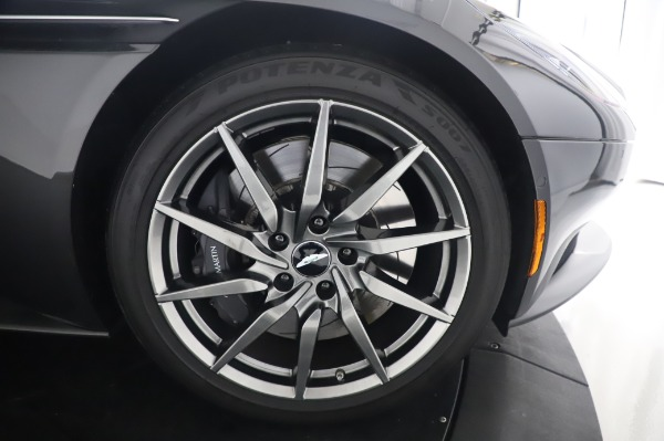 Used 2019 Aston Martin DB11 V8 Coupe for sale Sold at Maserati of Greenwich in Greenwich CT 06830 23