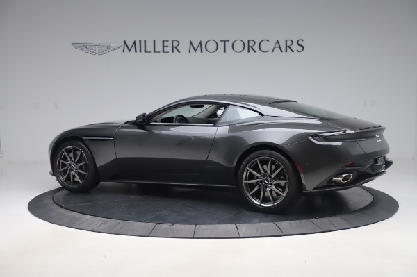 Used 2019 Aston Martin DB11 V8 Coupe for sale Sold at Maserati of Greenwich in Greenwich CT 06830 3