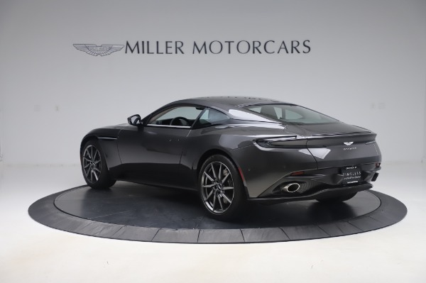 Used 2019 Aston Martin DB11 V8 Coupe for sale Sold at Maserati of Greenwich in Greenwich CT 06830 4