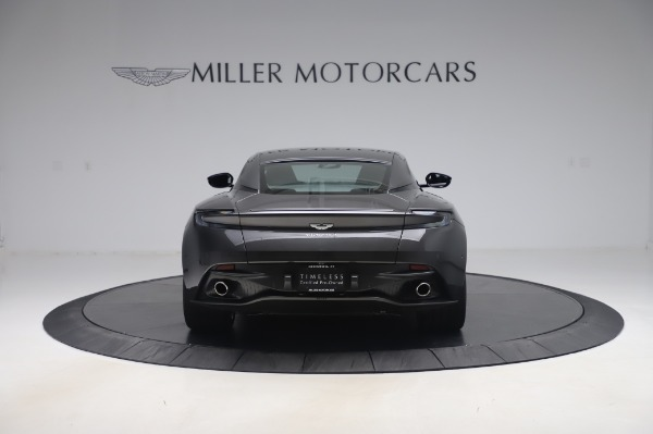 Used 2019 Aston Martin DB11 V8 Coupe for sale Sold at Maserati of Greenwich in Greenwich CT 06830 5