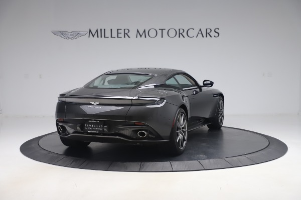 Used 2019 Aston Martin DB11 V8 Coupe for sale Sold at Maserati of Greenwich in Greenwich CT 06830 6