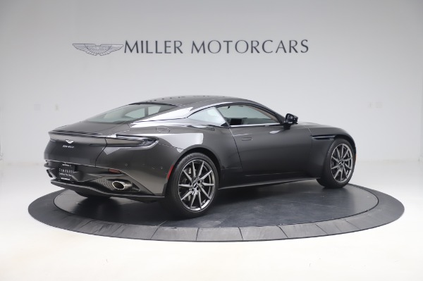 Used 2019 Aston Martin DB11 V8 Coupe for sale Sold at Maserati of Greenwich in Greenwich CT 06830 7