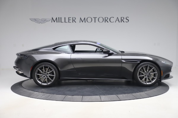 Used 2019 Aston Martin DB11 V8 Coupe for sale Sold at Maserati of Greenwich in Greenwich CT 06830 8