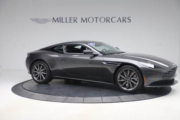 Used 2019 Aston Martin DB11 V8 Coupe for sale Sold at Maserati of Greenwich in Greenwich CT 06830 9