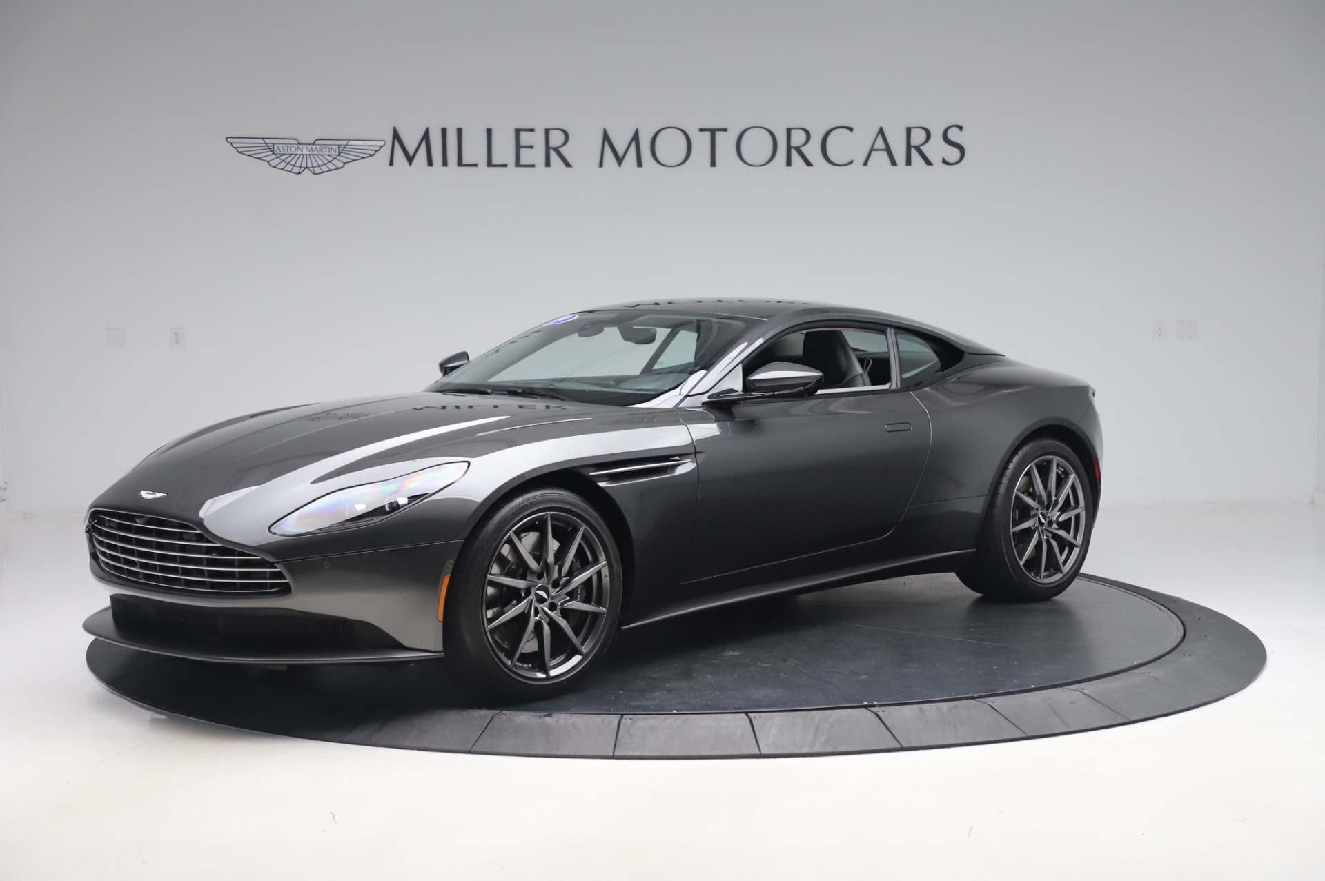Used 2019 Aston Martin DB11 V8 Coupe for sale Sold at Maserati of Greenwich in Greenwich CT 06830 1
