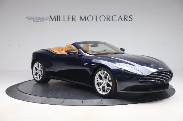 Used 2019 Aston Martin DB11 Volante Convertible for sale Sold at Maserati of Greenwich in Greenwich CT 06830 10