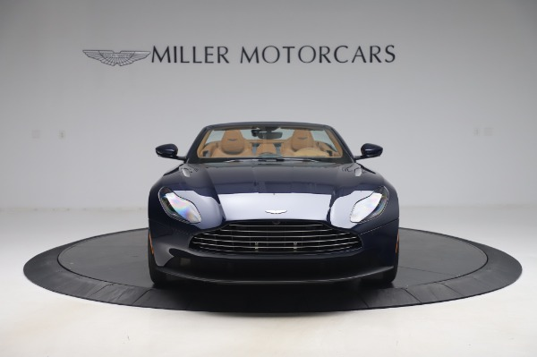Used 2019 Aston Martin DB11 Volante Convertible for sale Sold at Maserati of Greenwich in Greenwich CT 06830 11