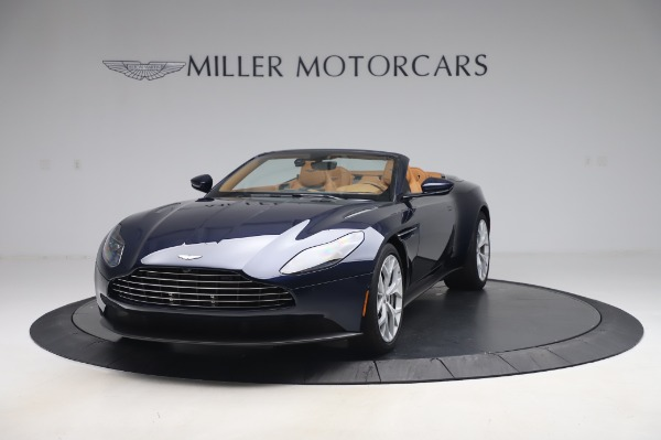 Used 2019 Aston Martin DB11 Volante Convertible for sale Sold at Maserati of Greenwich in Greenwich CT 06830 12