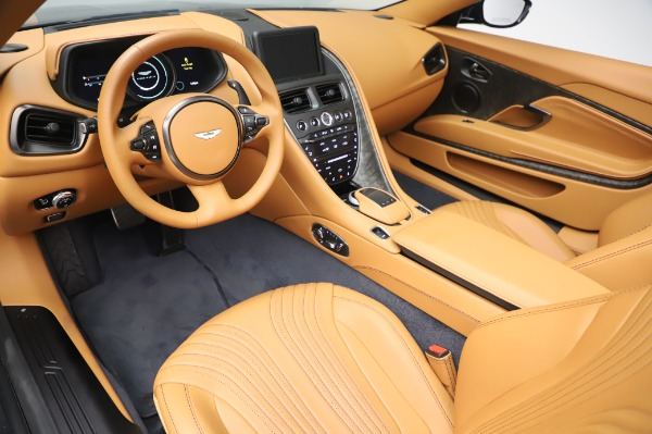 Used 2019 Aston Martin DB11 Volante Convertible for sale Sold at Maserati of Greenwich in Greenwich CT 06830 13