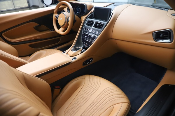Used 2019 Aston Martin DB11 Volante Convertible for sale Sold at Maserati of Greenwich in Greenwich CT 06830 18