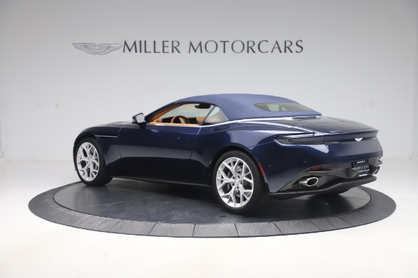 Used 2019 Aston Martin DB11 Volante Convertible for sale Sold at Maserati of Greenwich in Greenwich CT 06830 22