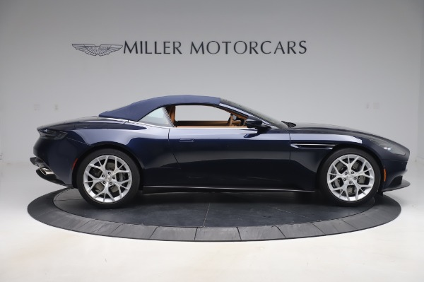 Used 2019 Aston Martin DB11 Volante Convertible for sale Sold at Maserati of Greenwich in Greenwich CT 06830 24