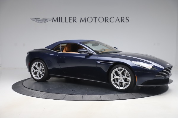 Used 2019 Aston Martin DB11 Volante Convertible for sale Sold at Maserati of Greenwich in Greenwich CT 06830 25