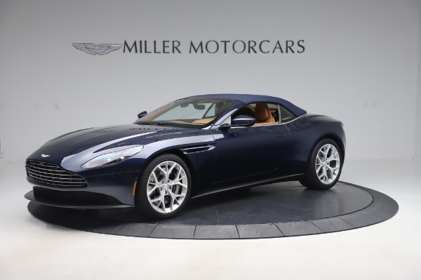 Used 2019 Aston Martin DB11 Volante Convertible for sale Sold at Maserati of Greenwich in Greenwich CT 06830 26