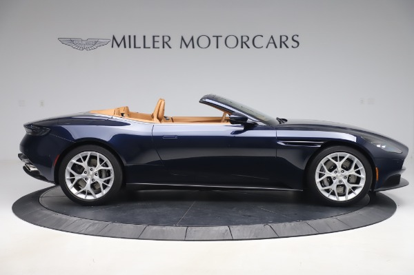 Used 2019 Aston Martin DB11 Volante Convertible for sale Sold at Maserati of Greenwich in Greenwich CT 06830 8