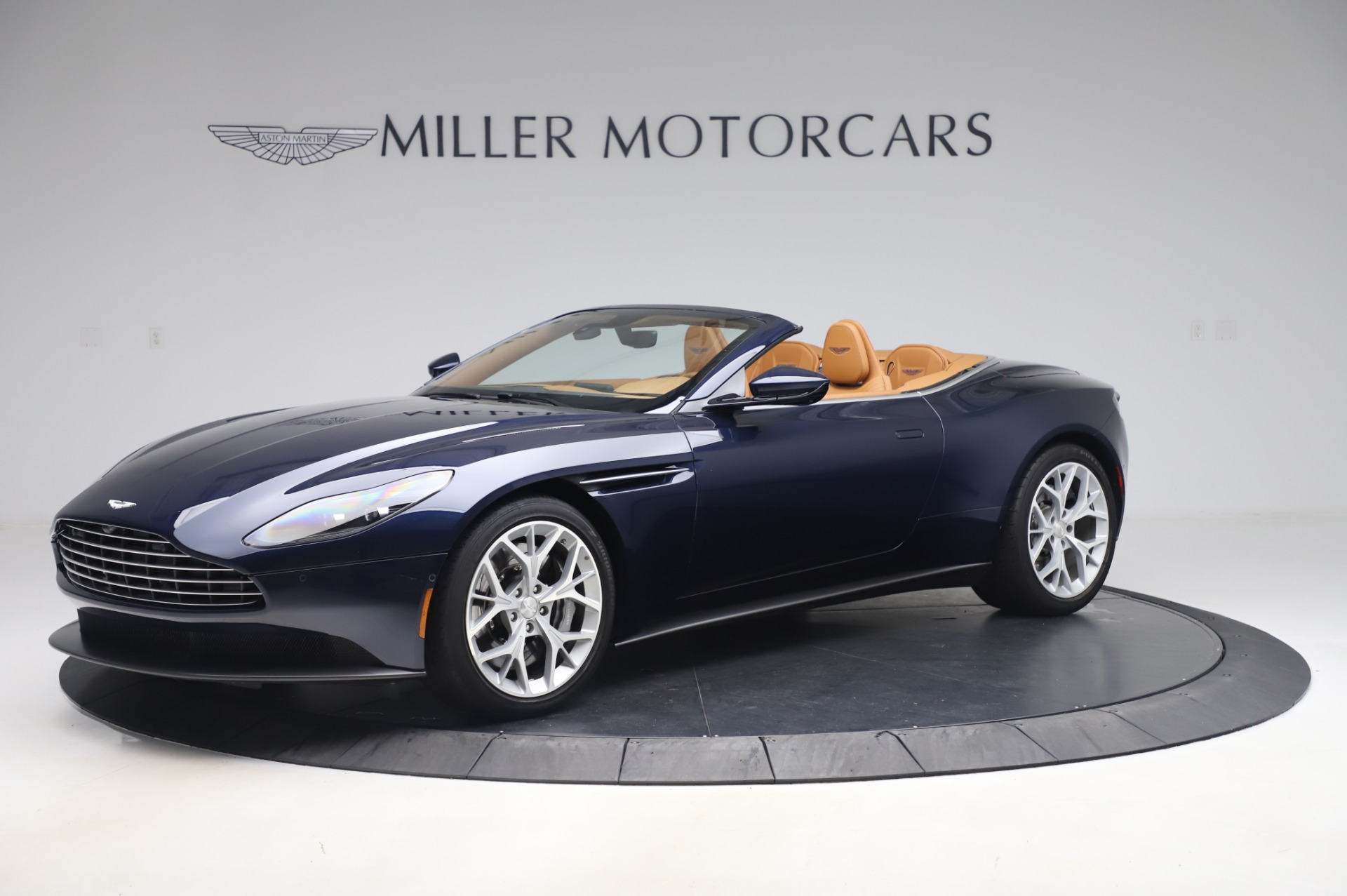 Used 2019 Aston Martin DB11 Volante Convertible for sale Sold at Maserati of Greenwich in Greenwich CT 06830 1