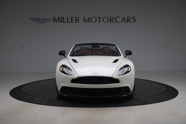 Used 2018 Aston Martin Vanquish S Volante for sale $179,900 at Maserati of Greenwich in Greenwich CT 06830 11