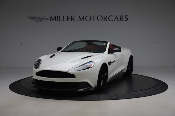 Used 2018 Aston Martin Vanquish S Volante for sale $179,900 at Maserati of Greenwich in Greenwich CT 06830 12