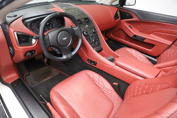 Used 2018 Aston Martin Vanquish S Volante for sale $179,900 at Maserati of Greenwich in Greenwich CT 06830 13